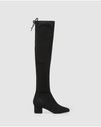 Forever New - Abbie Low Block Over-The-Knee Boots