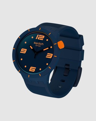 Swatch FUTURISTIC BLUE - Watches (Blue)