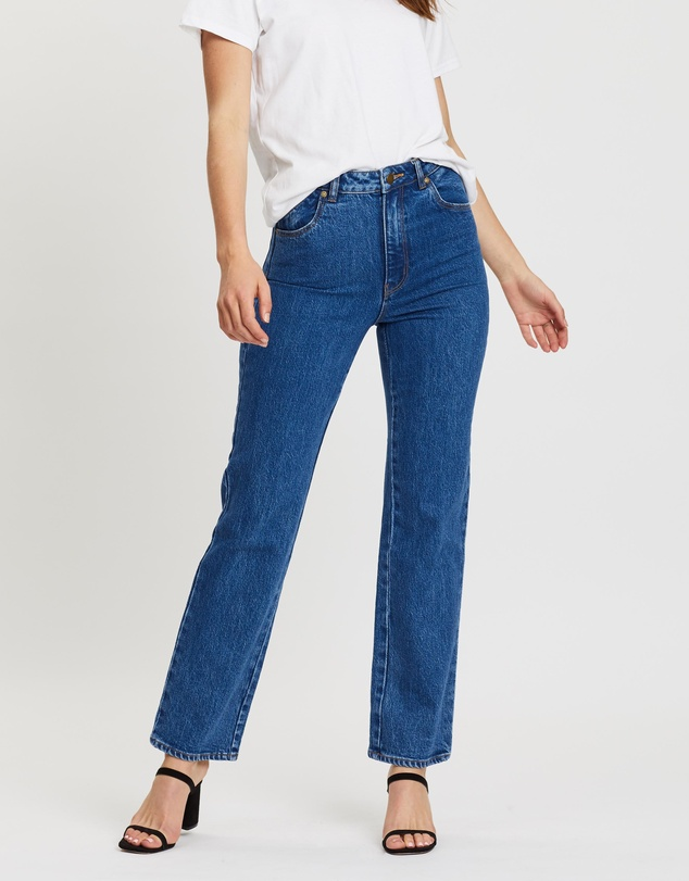 Original Straight Jeans by Rolla's