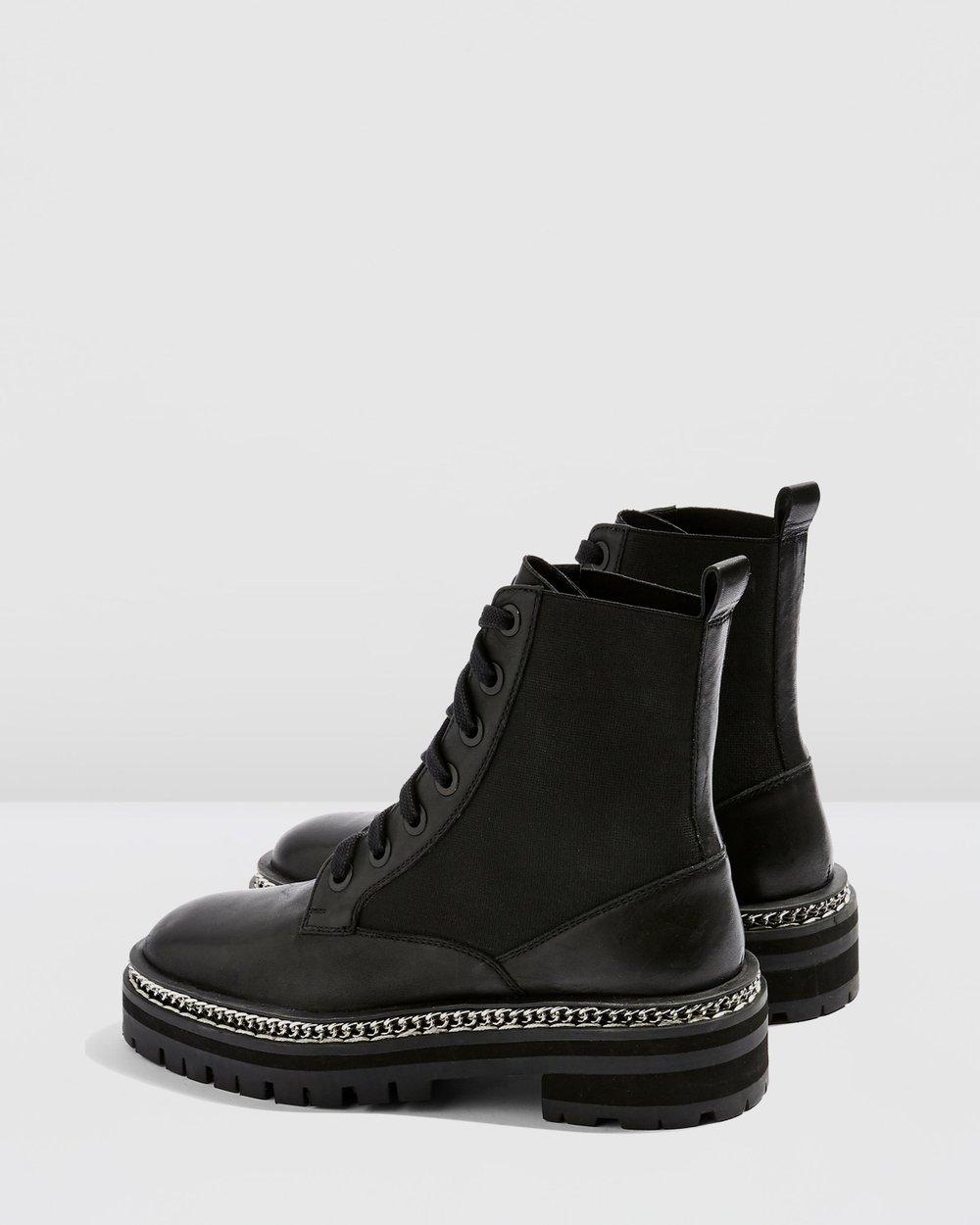 e5fb72eae088 Ashton Chain Boots by TOPSHOP Online