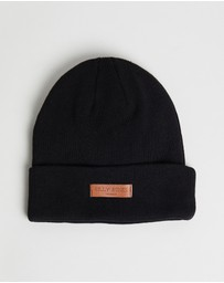 Billy Bones Club - Back Is Black Beanie