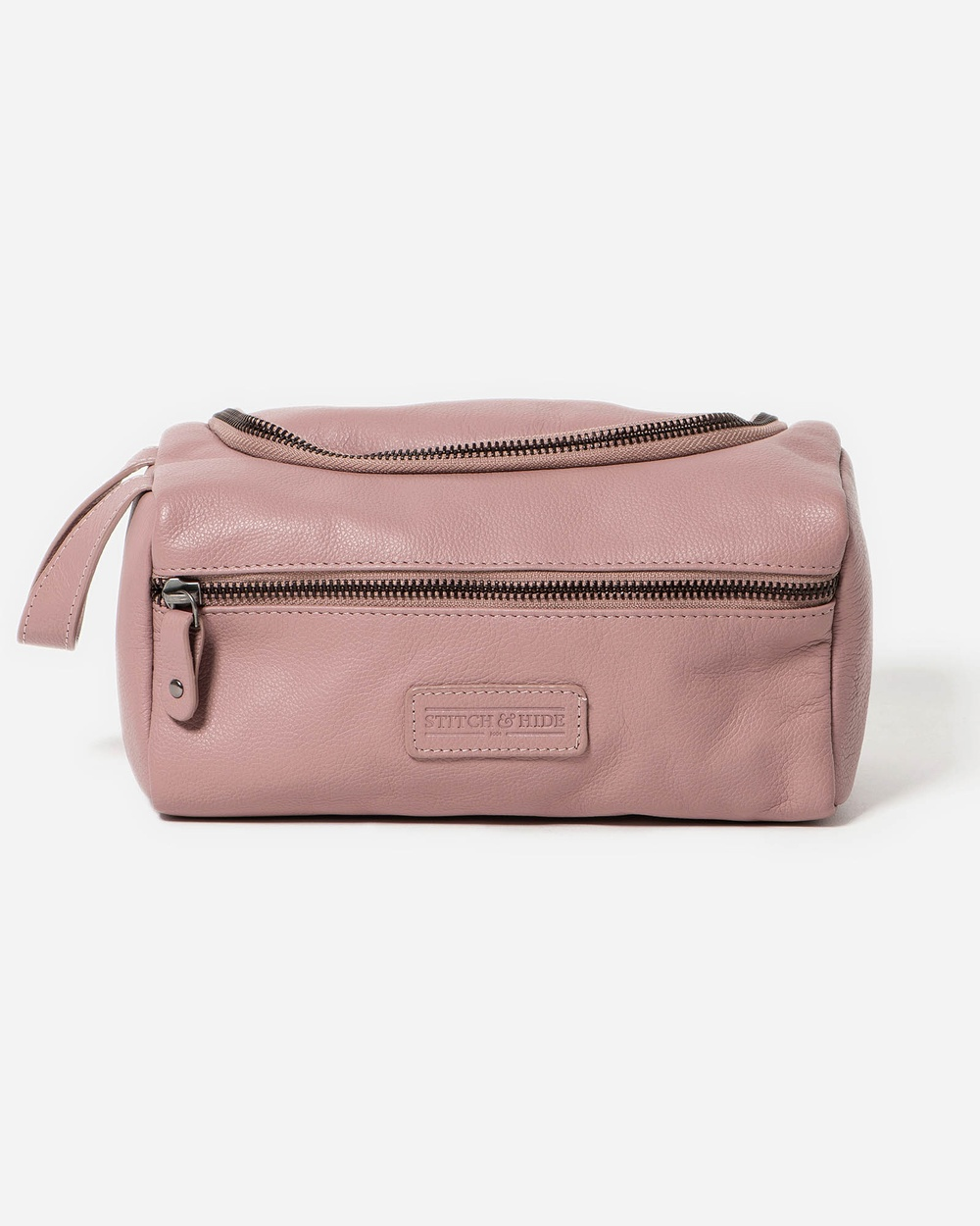 Stitch & Hide Jett Toiletry Bag Travel and Luggage Dusty Rose