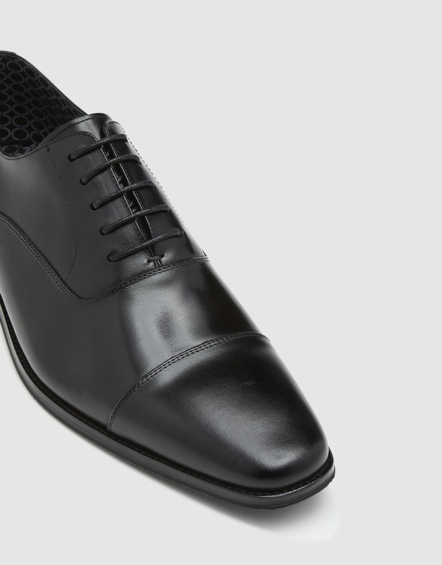 Oxford - Mario Leather Oxford Shoes