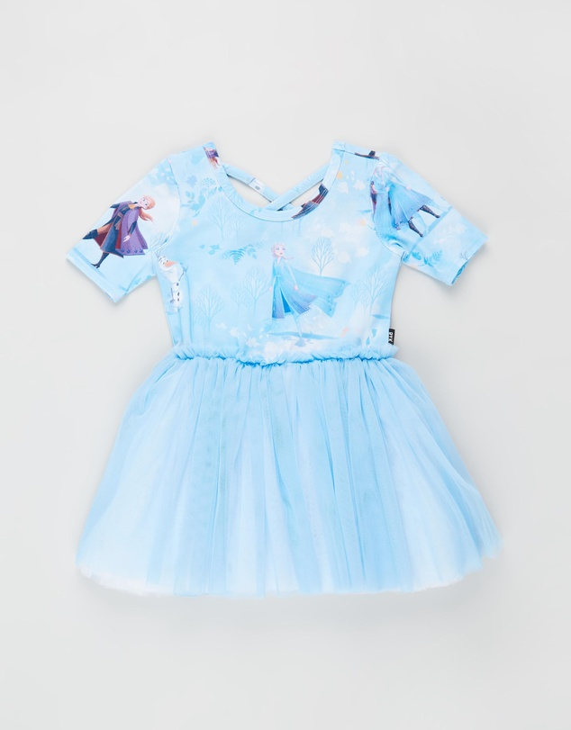 Rock Your Kid - ICONIC EXCLUSIVE - The Frozen Elsa Mabel Circus Dress - Kids