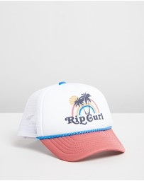 Rip Curl - Mini Rainbow Trucker Cap - Kids