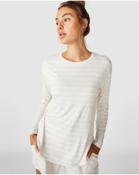 Cotton On Body - Sleep Recovery Long Sleeve Top