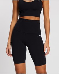 Running Bare - Ab Tastic Spin Bike Tights