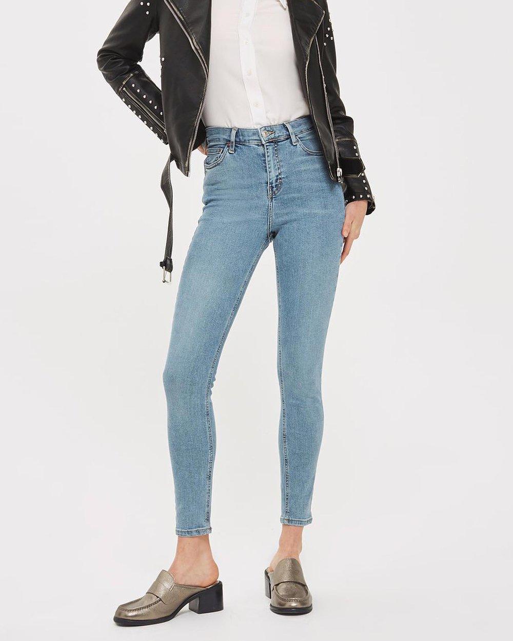 8ddfec11b MOTO Winter Jamie Jeans by TOPSHOP Online | THE ICONIC | Australia