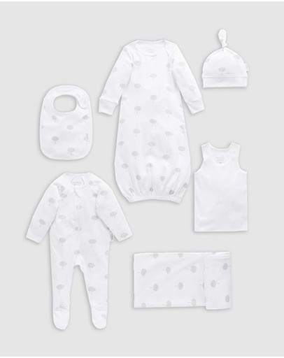 Purebaby - Newborn Hospital Pack