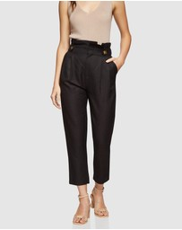Oxford - Evie Paperbag Trousers