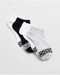 Bonds - 4-Pack Trainer Socks - Women's
