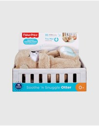Fisher Price - Soothe 'n Snuggle Otter