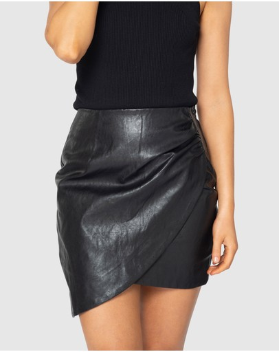 cb2c3d1e1d Leather Skirts | Buy Womens Skirts Online Australia- THE ICONIC