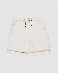 Free by Cotton On - Lionel Chino Shorts - Teens