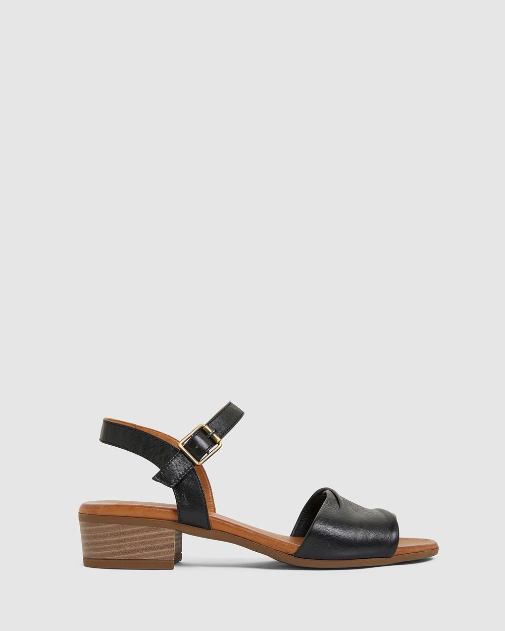 Easy Steps Maisy Sandals BLACK