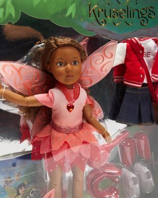 Kruselings - Joy Doll Deluxe Set All toys (N/A)