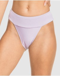 Roxy - Womens Mind Of Freedom High Leg Bikini Bottom