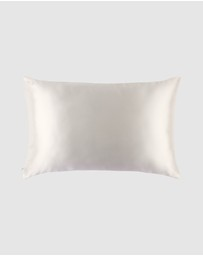 Slip - Queen Pillowcase Invisible Zipper Closure