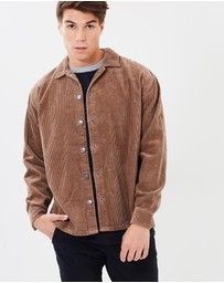 Rusty - Rifts Corduroy Long Sleeve Shirt