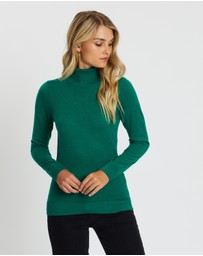 Atmos&Here - Kate Turtle Neck Knit