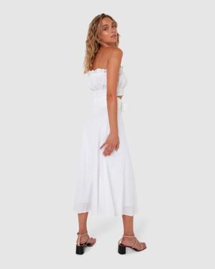 Madison The Label Victoria Skirt - Skirts (White)