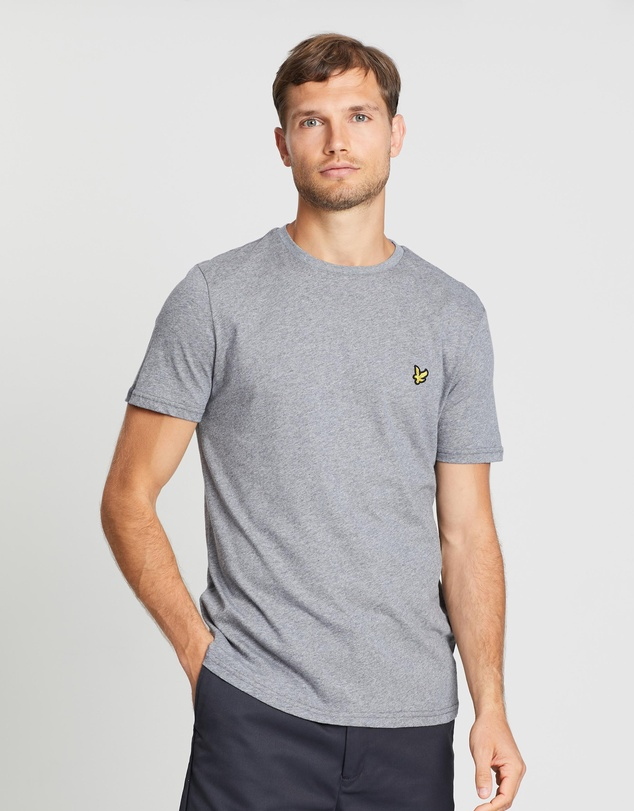 Lyle and Scott - Crew Neck T-Shirt