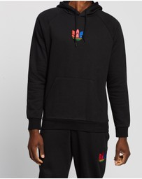 adidas Originals - 3D Trefoil Graphic Sweat Hoodie