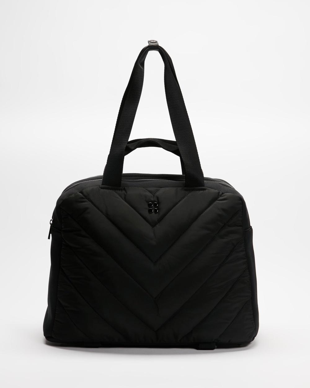 Sweaty Betty Icon Kit Bag Bags Black