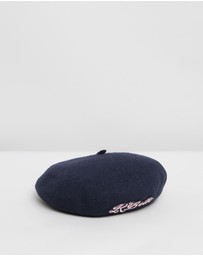 Scotch & Soda - Classic Wool Beret - Kids