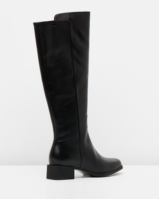 Camper Kobo - Knee-High Boots (Black)