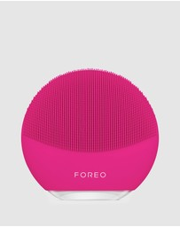 Foreo - LUNA Mini 3 Facial Cleansing Massager - Fuchsia