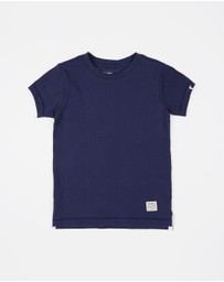 Academy Rookie - Blizzard Wash Tee - Kids