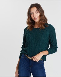 Dorothy Perkins - Bailey Cable Jumper