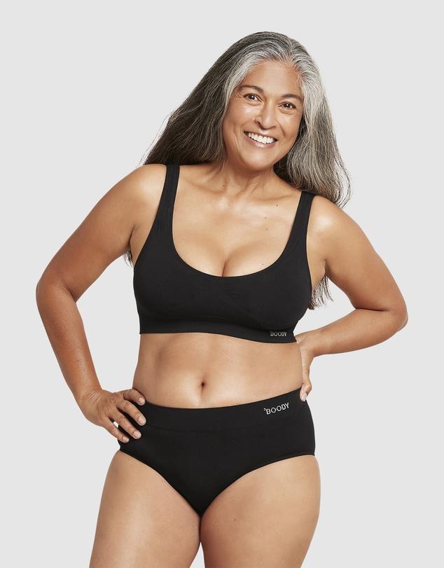 Women 4 Pack Padded Shaper Crop Bra