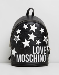 LOVE MOSCHINO - Star Backpack