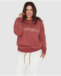 17 Sundays - 17 Logo Sweat Top