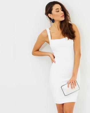 Fresh Soul – Nuevo Dress – Dresses White