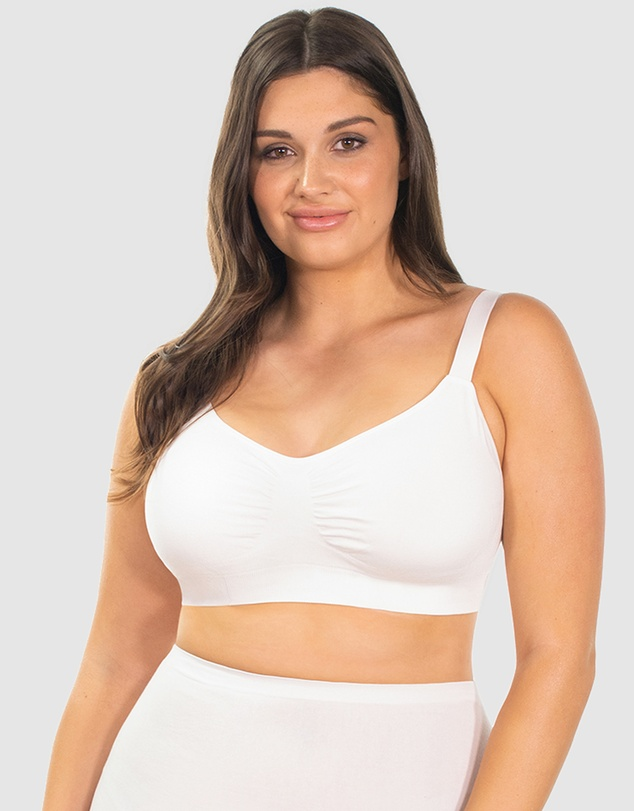 B Free Intimate Apparel - Wire-free Full Bust Bamboo Bra