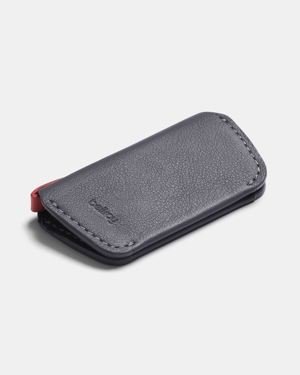 Bellroy Key Cover Second Edition Rings Grey