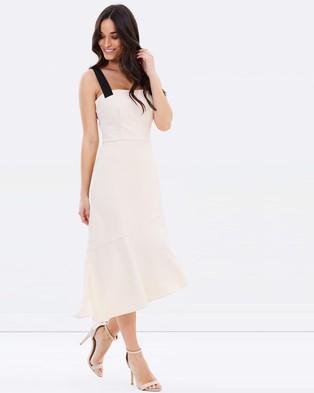 Cooper St – Motu Dress – Bridesmaid Dresses (Champagne)