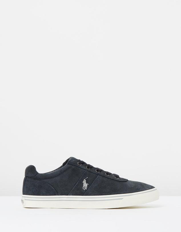 Polo Ralph Lauren - Hanford Sport Suede Sneakers