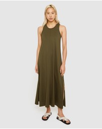 Jag - Organic Cotton Sleeveless Dress