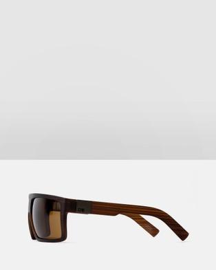 Otis Capitol - Sunglasses (Woodland Matte)