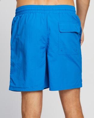 Lyle and Scott Plain Swim Shorts - Swimwear (Bright Cobalt)