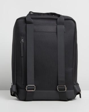 Kapten & Son Malmo - Backpacks (All Black)