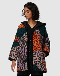 Gorman - Zazu Cord Coat