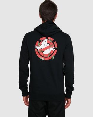 Element Phantasm Hood - Jumpers & Cardigans (FLINT BLACK)
