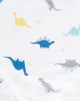 Aden & Anais 3 Pack Wrap Swaddles - Sleep & Swaddles (Dino Rama)