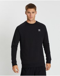 adidas Originals - Trefoil Essentials Crew Neck Sweatshirt