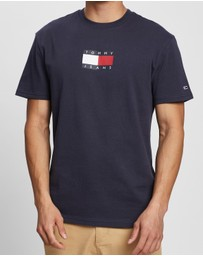 Tommy Jeans - Small Flag Tee